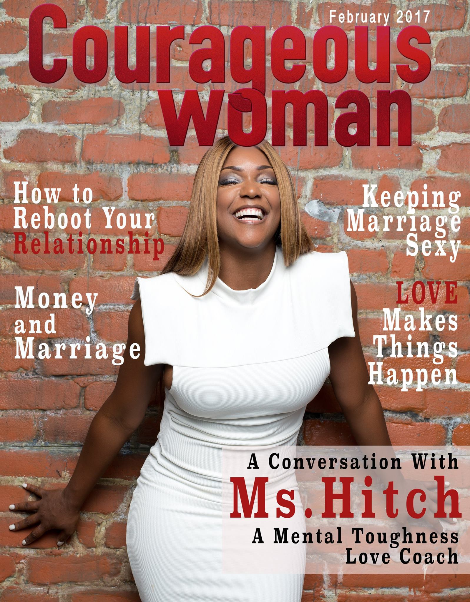 A Conversation with Ms. Hitch: The Mental Toughness Love Coach